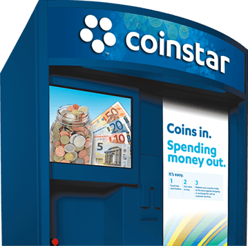 Coinstar Machines